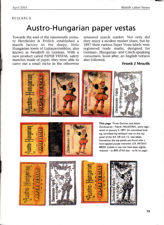 Match Label News_April 2003_19